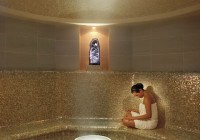 Mandarin Oriental - New York - Simulated-Sunbeams at Steam Room