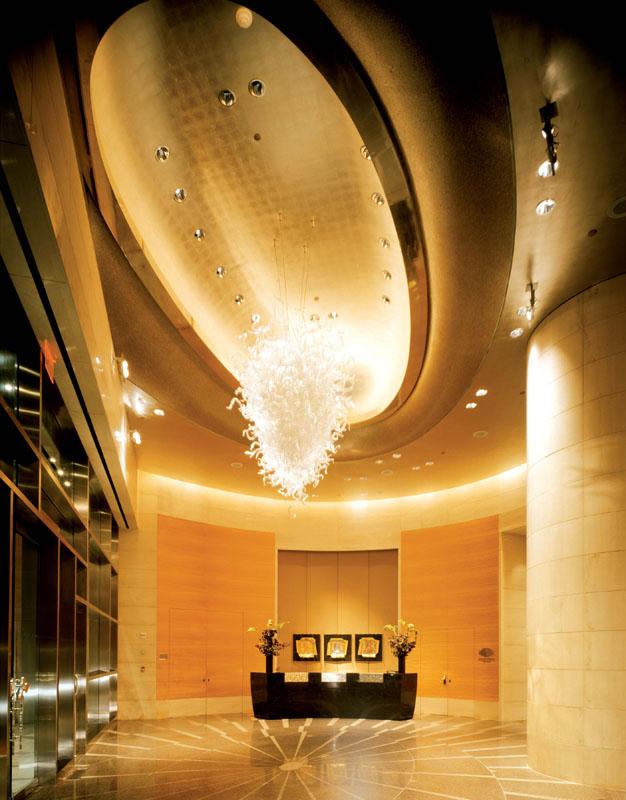 Lux Et Veritas Design Inc Mandarin Oriental Hotel