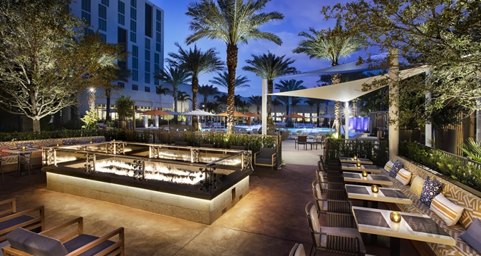 hilton west palm galley bar terrace 7