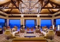 Hyatt Regency  - Custom-Chandelier & Uplit Ceiling at Lobby Lounge