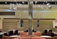 Hyatt Hotel - Restaurants - Custom-Light-Tree