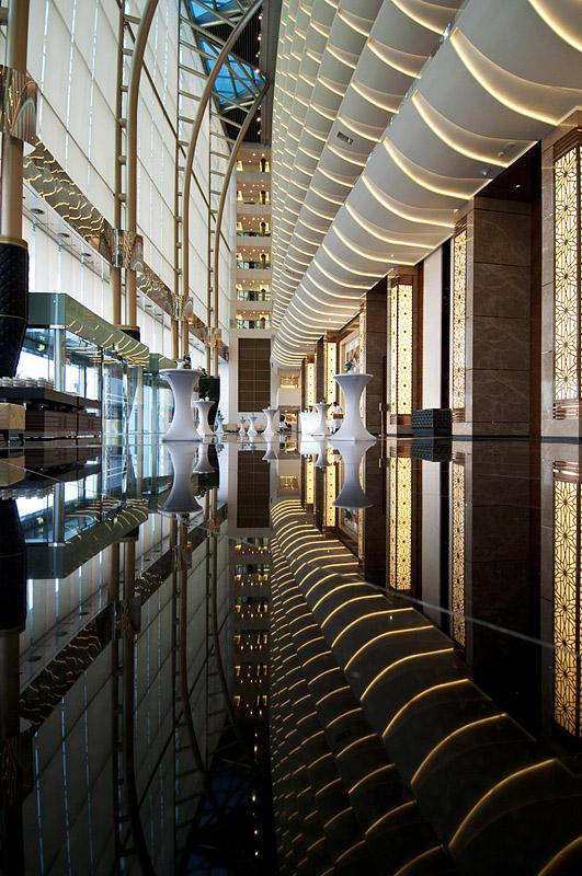 Lux Et Veritas Design Inc The Meydan Hotel Lux Et