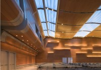 Virginia Beach Convention Center - Backlit Polycarbonate Panels at Ballroom