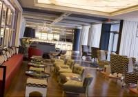 W Buckhead - Backlit Features Adorn Lobby Lounge