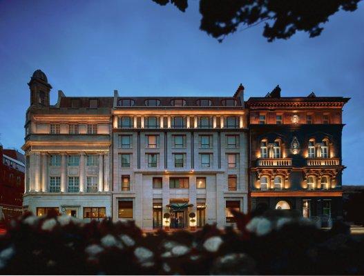 Lux et veritas design inc westin hotel lux et for Design boutique hotel dublin